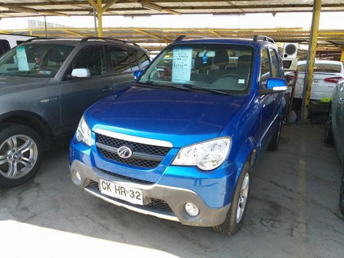 zotye hunter  1.3 mt 2010