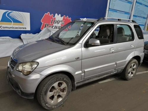 zotye hunter 4x2