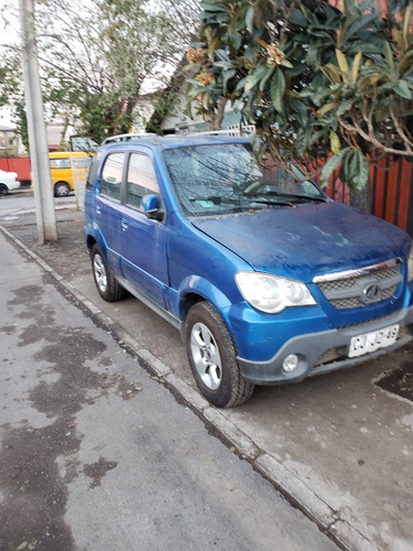 zotye hunter motor 1.3