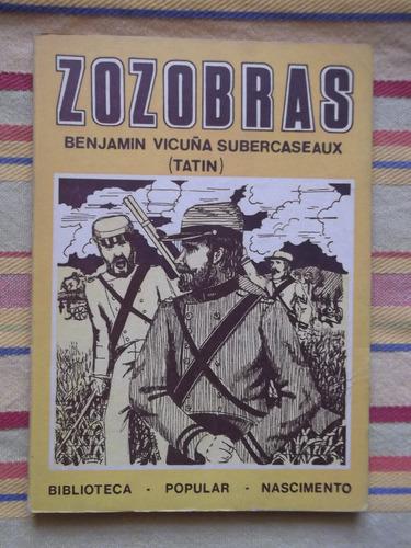 zozobras benjamin vicuña subercaseaux tatin