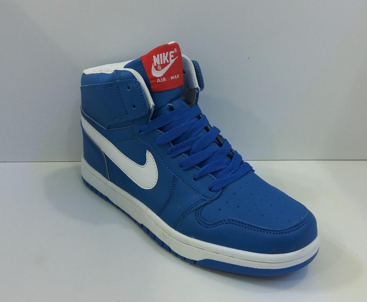 new style e0659 4ca0f Zpt Botas Nike Air Max Caballeros. Tallas 40-45. Azul. - Bs.