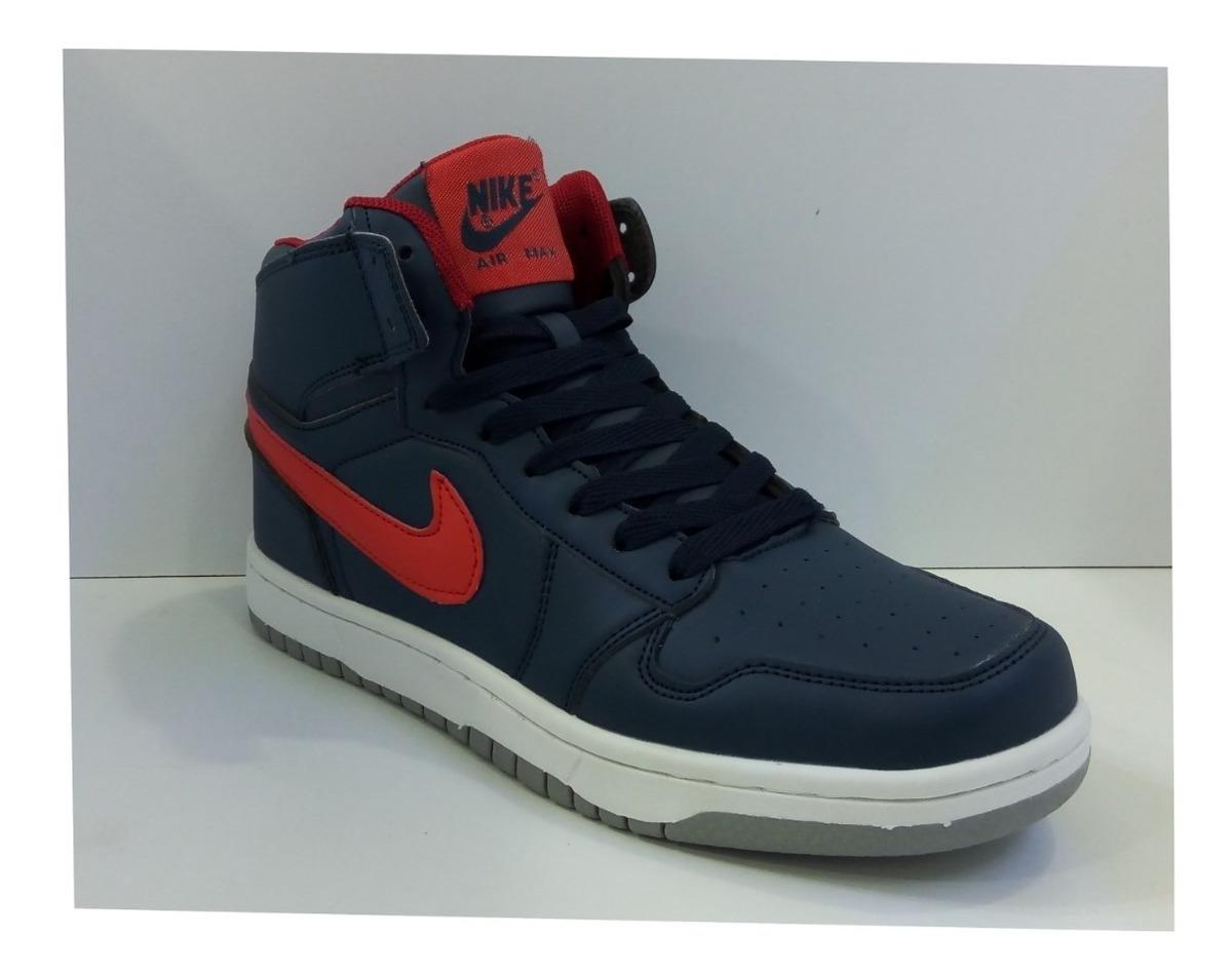Enredo Apoyarse ducha  Zpt Botas Nike Air Max. Tallas 40-45. Azul Oscuro/rojo. - Bs ...