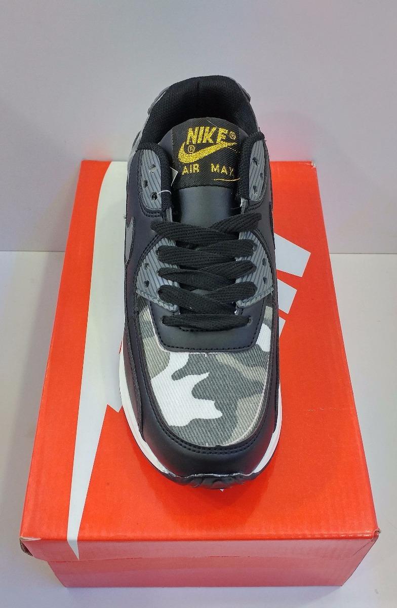 Zpt Nike Air Max 90. Tallas 36 40. Camuflados. 4 Modelos.