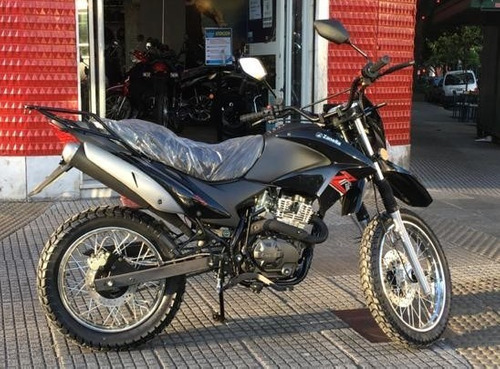 zr 150 enduro cross xtz xr  tornado skua zanella trial 2021