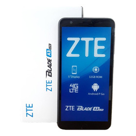 Zte Blade A3 Lite 2019 Rom 32gb Ram 2gb Dual Sim V9.0 Pie
