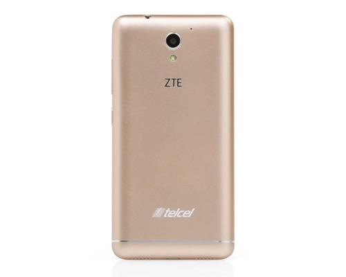 zte blade a510 4g android 6 camara 13+8 mpx memoria 8+1gb