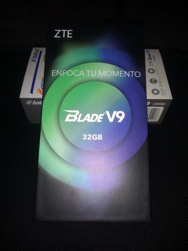 zte blade v9 libre nuevo
