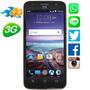 Zte Z812 Maven Android 5.1 Liberado 5mp