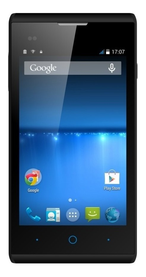 Zte Kis Ii Max 5 0 Mp 1 3 Ghz Dual 3g Wifi Android 4 4