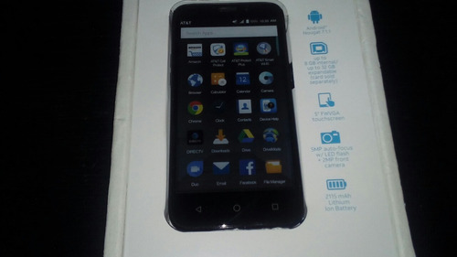 zte maven 3 android 7.1 4g lte 8gb