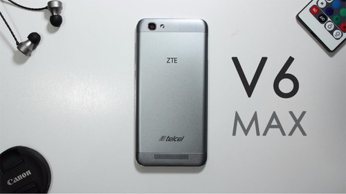 zte v6 max android 6.0 camara 13+8mpx memoria 8+1g red 4g