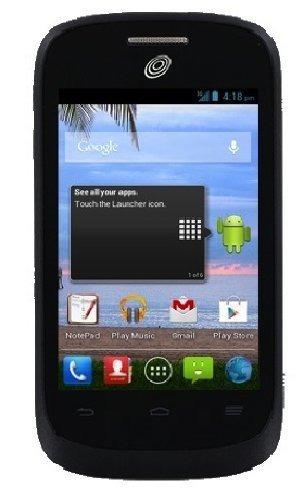 zte valet android teléfono prepago (tracfone)