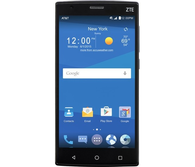 are quite zte zmax 16gb phone