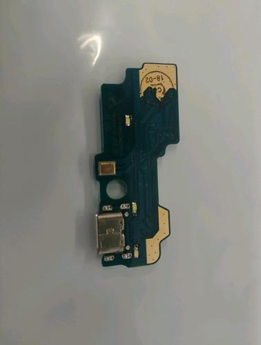 zte zmax pro z981 centro de carga placa completa nueva envío