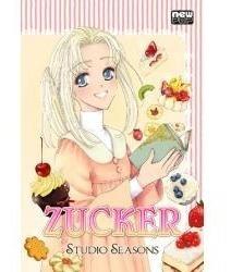 zucker - manga