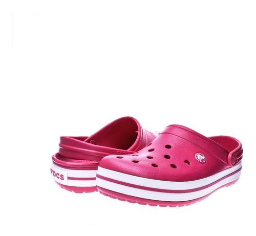 zueco crocs crocband