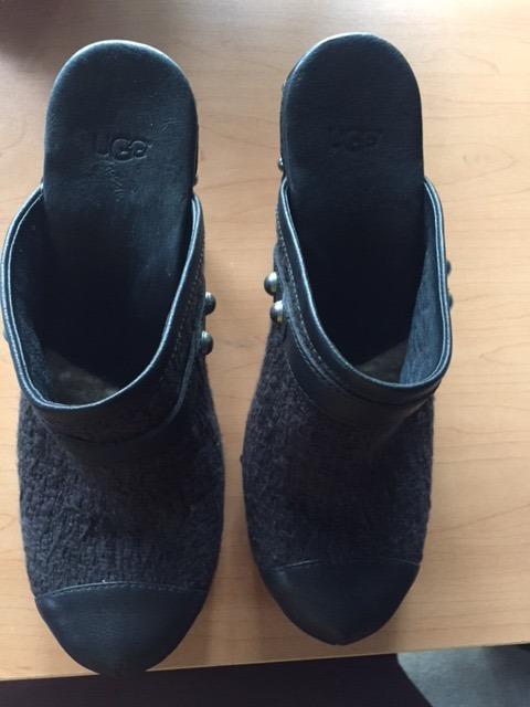 507738c7456 Zapato Tipo Zueco Ugg -   500.00 en Mercado Libre