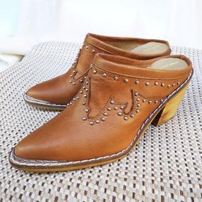 438213524de Zuecos Cuero Cmoran 38 Zapatos - Calzados en Mercado Libre Chile