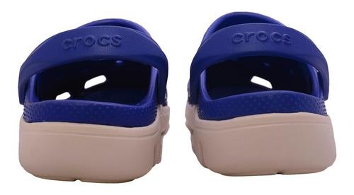 zuecos crocs duet sport clog-c-11991-c45u- open sports