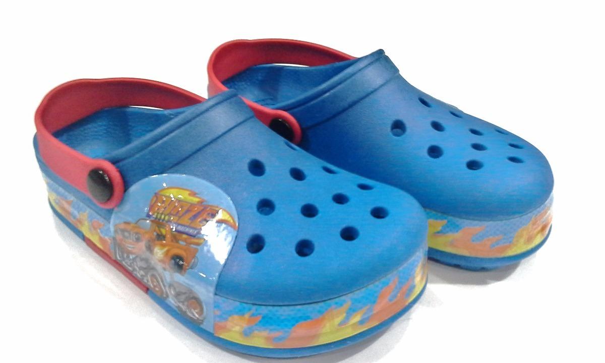 sandalias nike tipo crocs