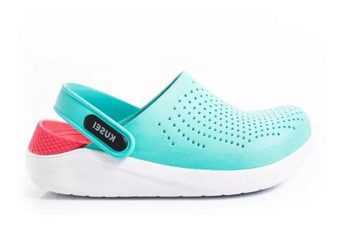 zuecos marca kusei ojota zapatos sandalias mujer