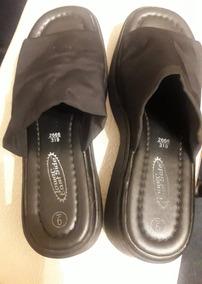 8f376365 Zapatos Rojos Vintage T39 Años 80 Ojotas Y Pantuflas - Ojotas de ...