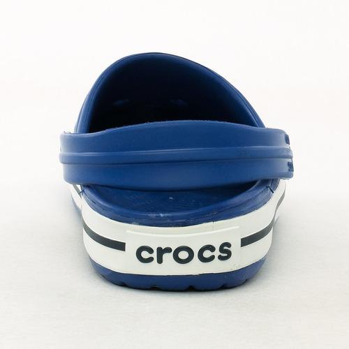 zuecos sandalias crocband blue crocs sport 78