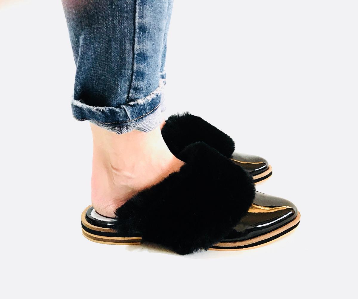 58606155efc Cargando zoom... zapatos mujer zuecos. Cargando zoom... slippers zuecos  zapatos con pelo mujer invierno 18 hot sale