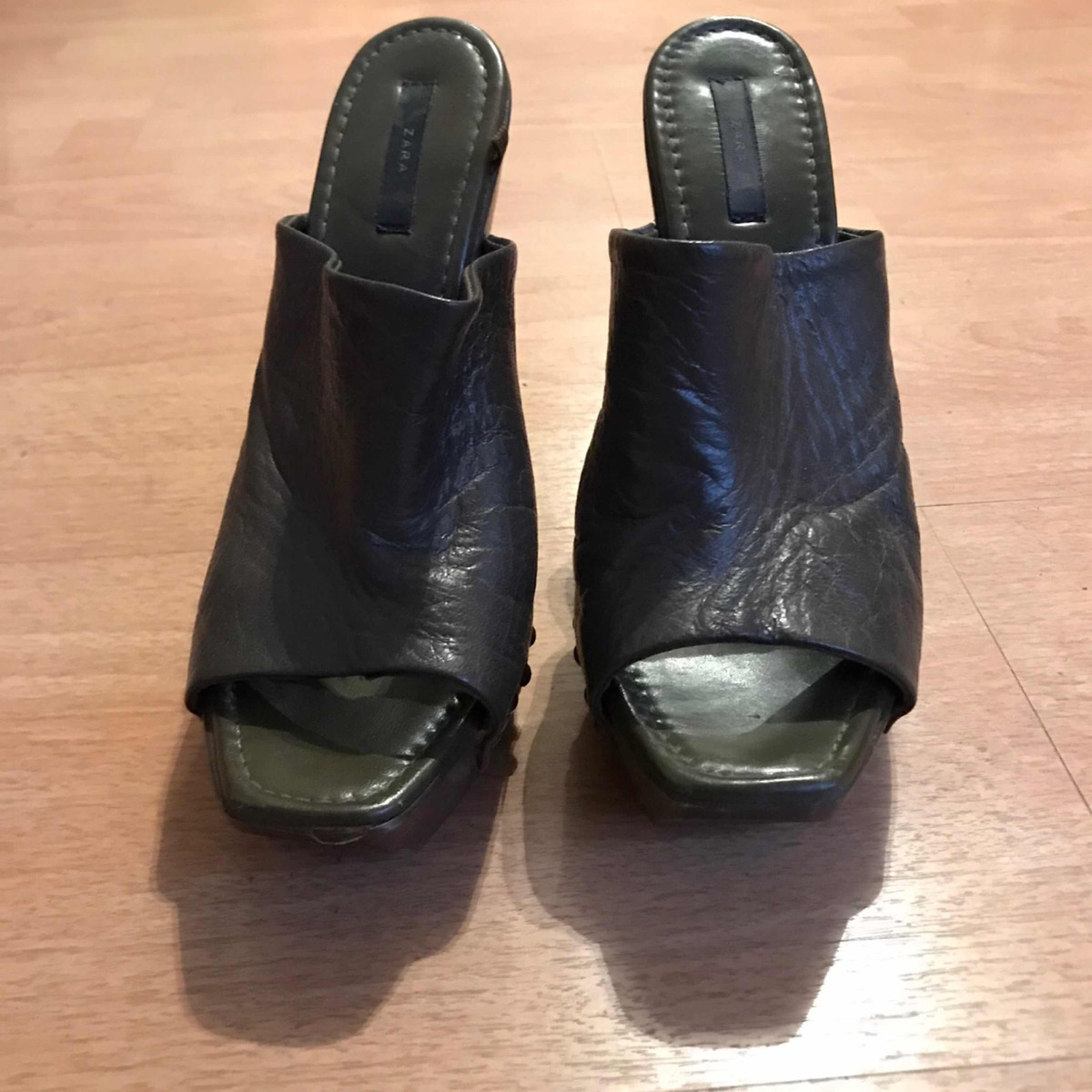 27622698ea329 zuecos zapatos zara. Cargando zoom.