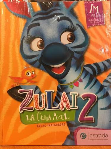 zulai 2 la cebra azul areas integradas - estrada