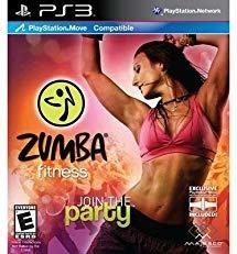 zumba fitness (mover) ps3