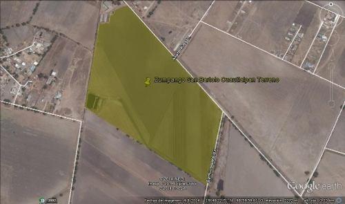zumpango cuautlalpan terreno industrial 160,000 m2 $500 x m2