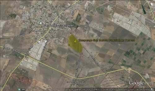 zumpango tecamac vendo terreno industrial 160,000 m2 $500xm2