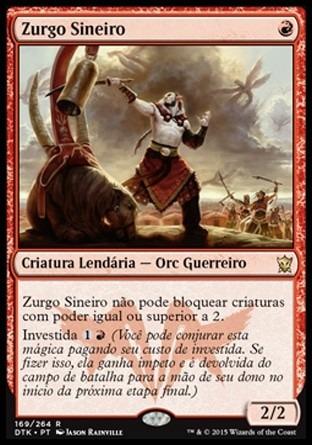 zurgo sineiro / zurgo bellstriker