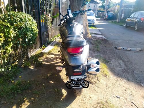 zusuki intruder 150cc 2019 - oportunidad