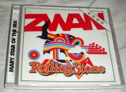 zwan mary star of the sea rareza tapa rolling stone magazine