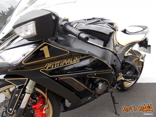 zx 10r 2011 preta - versão fittipaldi