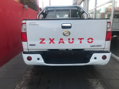 zxauto grandtiger 2.4 extra full  camionetas usadas
