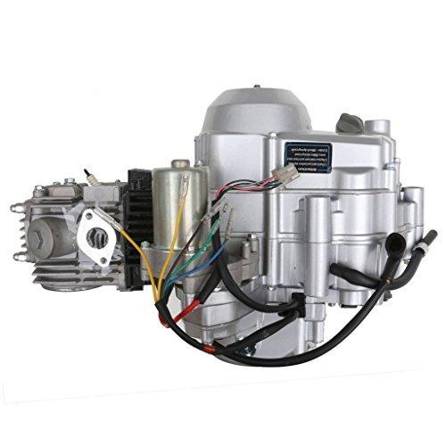 zxtdr lifan 125cc motor 4 tiempos motor semi-auto para hond