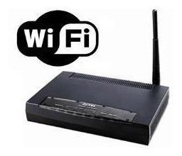 zyxel p-660 hw-t1 v2  router wifi 4 ports
