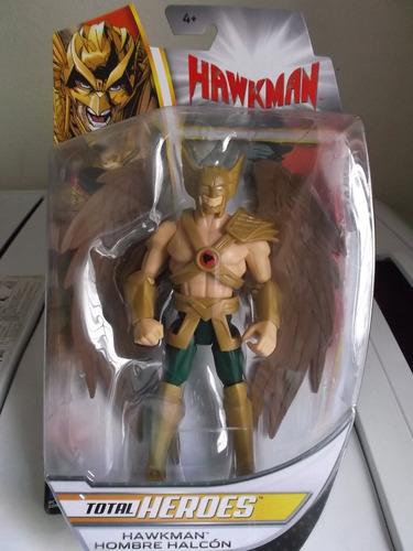 zzw hawkman total heroes amigo batman de 6 dc no marvel baf
